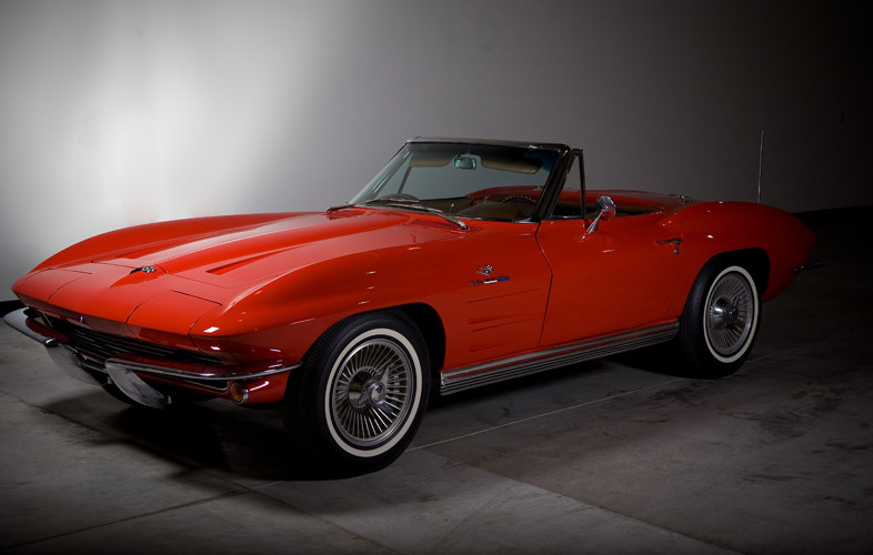 1964 L84 Fuel-Injected Corvette Convertible, 35,935 miles – SOLD